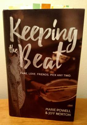 Keeping the Beat Cover